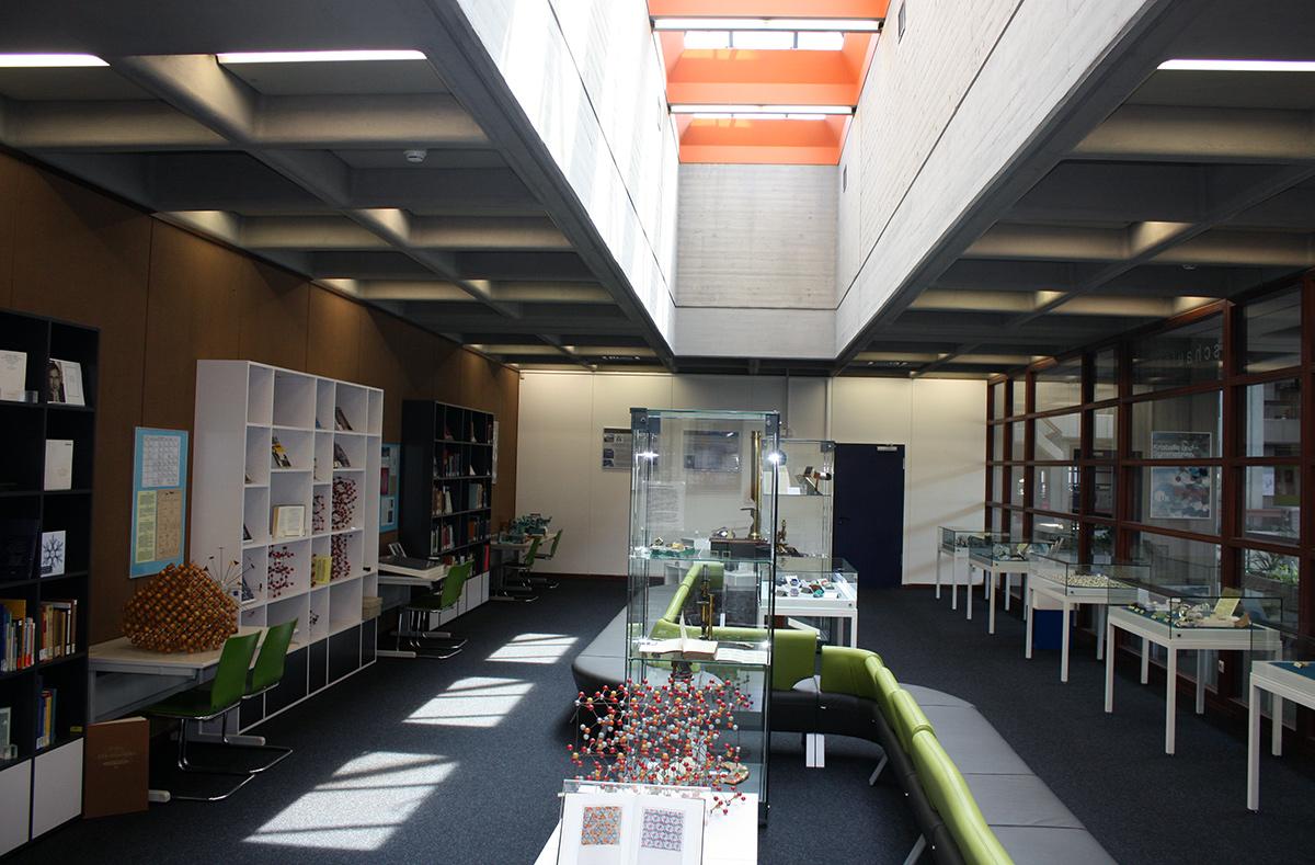 Ausstellungsraum Universitätsbibliothek Regensburg