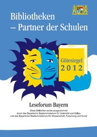 Logo Gütesiegel Partner der Schulen