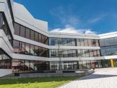 Hauptgebäude der Universitätsbibliothek der Universität der Bundeswehr München