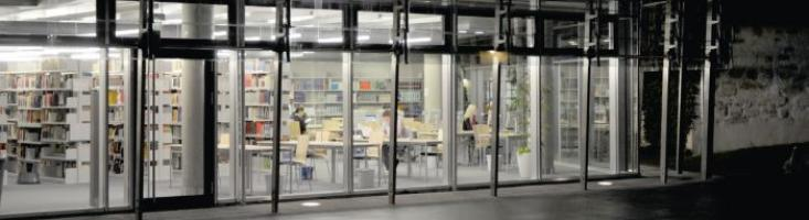 UB Bamberg, Teilbibliothek 4