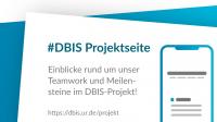 Grafik DBIS Projektseite