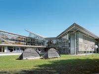Zentralbibliothek der KU in den Eichstätter Altmühlauen