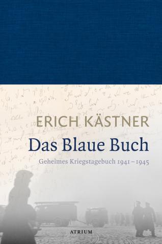 """Buchcover """"Das blaue Buch"""" von Erich Kästner"""
