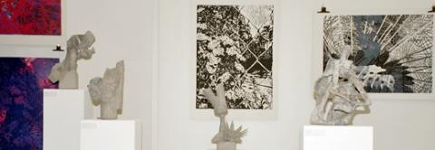 Ausstellung Figuration und Abstraktion