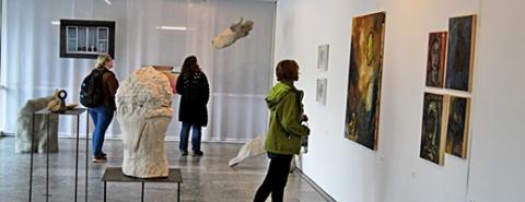 UB Passau - Ausstellung MOVENS