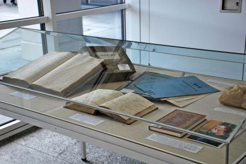 Ausstellung Eduard Hamm