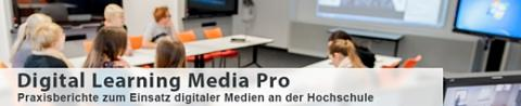 Digital Learning Media Pro