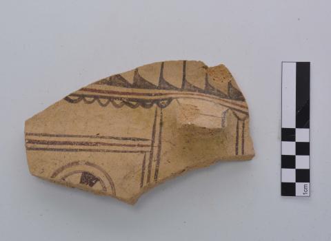 Bild zur LMU-Ausstellung Ton, Steine, Scherben