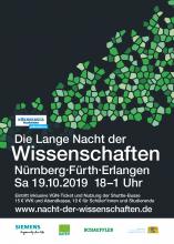 Lange Nacht der Wissenschaften in Nürnberg, Fürth, Erlangen