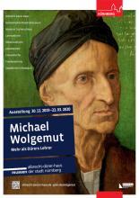 Portrait von Michael Wolgemut, gezeichnet von Albrecht Dürer
