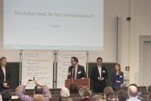 "D-A-CH-S-Tagung ""Bibliothek – Qualifikation – Perspektiven"""