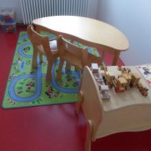 Eltern-Kind-Raum der Universität Passau