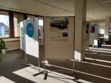 """Ausstellung """"Weltpolitik ist keine Männersache mehr - Frauen in den Vereinten Nationen"""""""