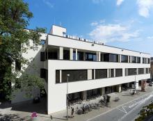 Hauptbibliothek der Universitätsbibliothek der FAU