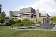 Außenansicht Universitätsbibliothek Würzburg