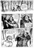 """Vier Panels der Seite 140 aus der Graphic Novel """"The Tempest"""""""